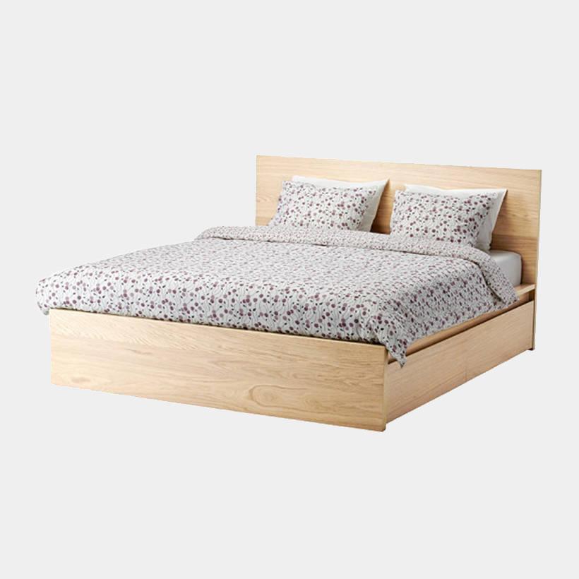 Giường ngủ đôi Kozoka Malm