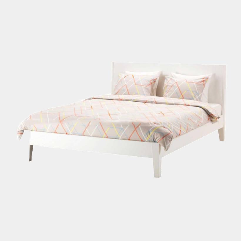 Giường ngủ đôi Kozoka Nordli